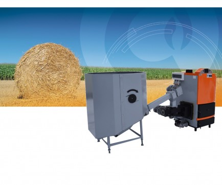 Biowarmer Pellets | woodchips 50-150 kW