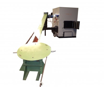 BIOWARMER Pellets /woodchips 250-350 kW